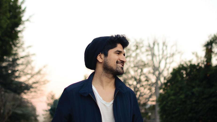 Director Ashkan Memarian Signs with Holiday Films