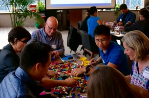 Lego Unveil New Planning Course That Urges Us to Embrace Play To Develop Our Creativity