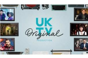 UKTV Originals Unveils New Look Branding