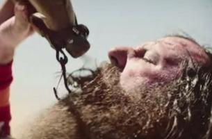 Captain Risky Takes a Desert Trek in Latest TV Spot for Budget Direct