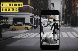 AR App Gruesome Gotham Maps New York Murders to Generate Horror for Halloween