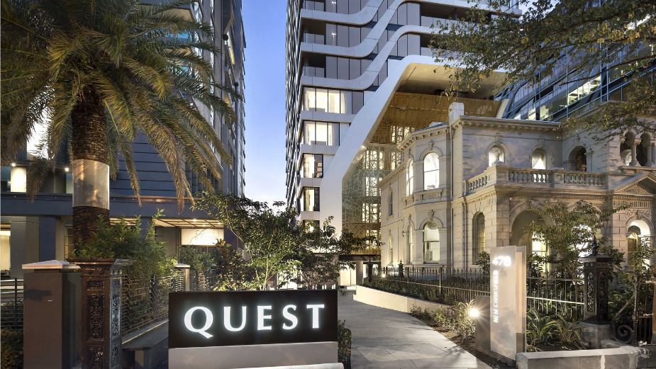 The Core Agency Wins Quest Apartment Hotels Account in Competitive Pitch