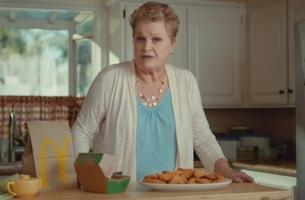 McDonald's New Campaign Celebrates The Grandness of Our Grandmas