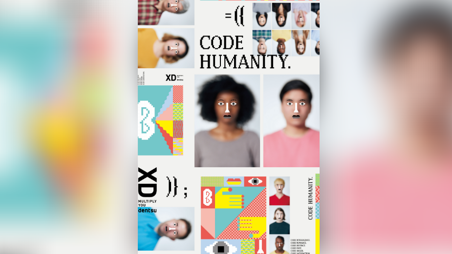 Dentsu Presents 'Code Humanity' Exhibition at SXSW Online 2021