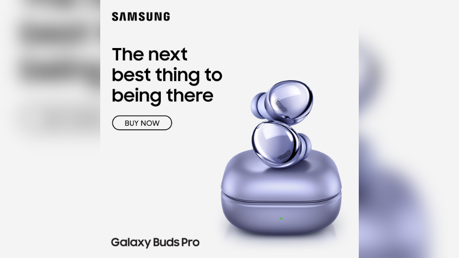 Iris and Samsung Show Off the 'Next Best Thing' with 360-Audio Campaign