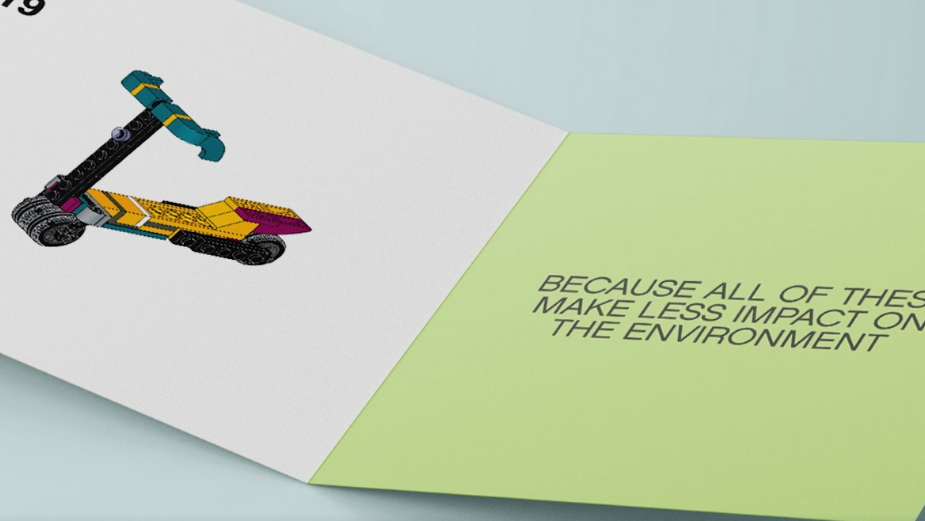 LEGO's 'Green Instructions' Are Teaching the Next Generation About a Brighter Future