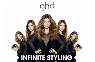 GHD Drives Awareness of New Platinum Styler with Engaging 'Infinite Style' Promo