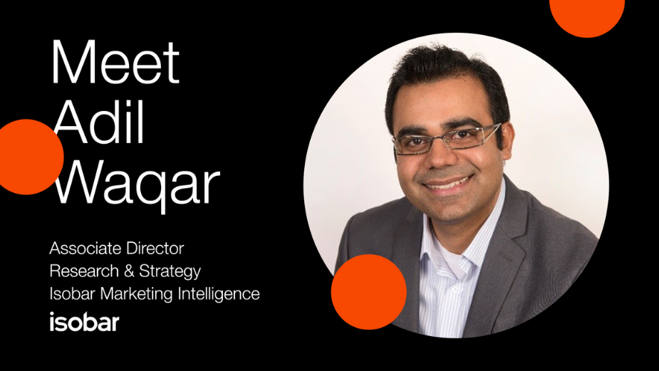 In Conversation with Isobar's Adil Waqar