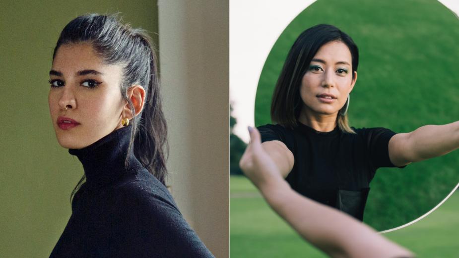 The Quarry Signs Editors Mah Ferraz and Aika Miyake