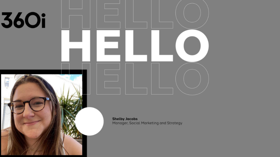 In Conversation with 360i's Shelby Jacobs