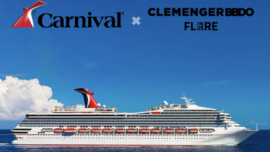 Carnival Cruise Line Appoints Clemenger BBDO Sydney's Social and Content Offering Flare