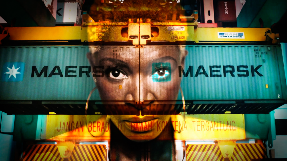 Malcolm Green Delivers a Musical Celebration of Trade and Diversity for Maersk