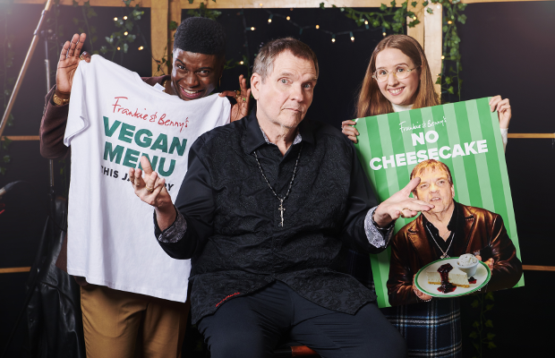 Rock Legend Meat Loaf Will Do Anything For Veg