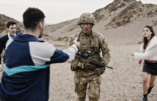 Confidence Lasts a Lifetime in Army Recruitment Campaign