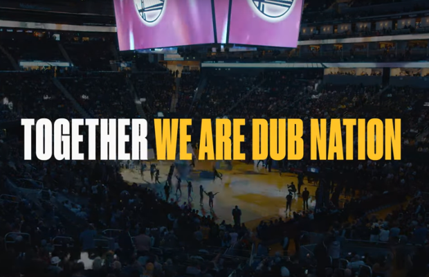'We Are Dub Nation' by Golden State Warriors Launches from GSP