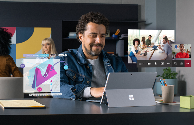 Microsoft Banishes the Boardroom with Open Teams Hub