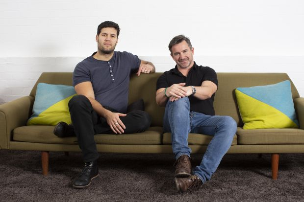 Lucky Generals Promotes Nik Upton and Tom Howes