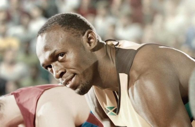 Traktor Race Usain Bolt Through London