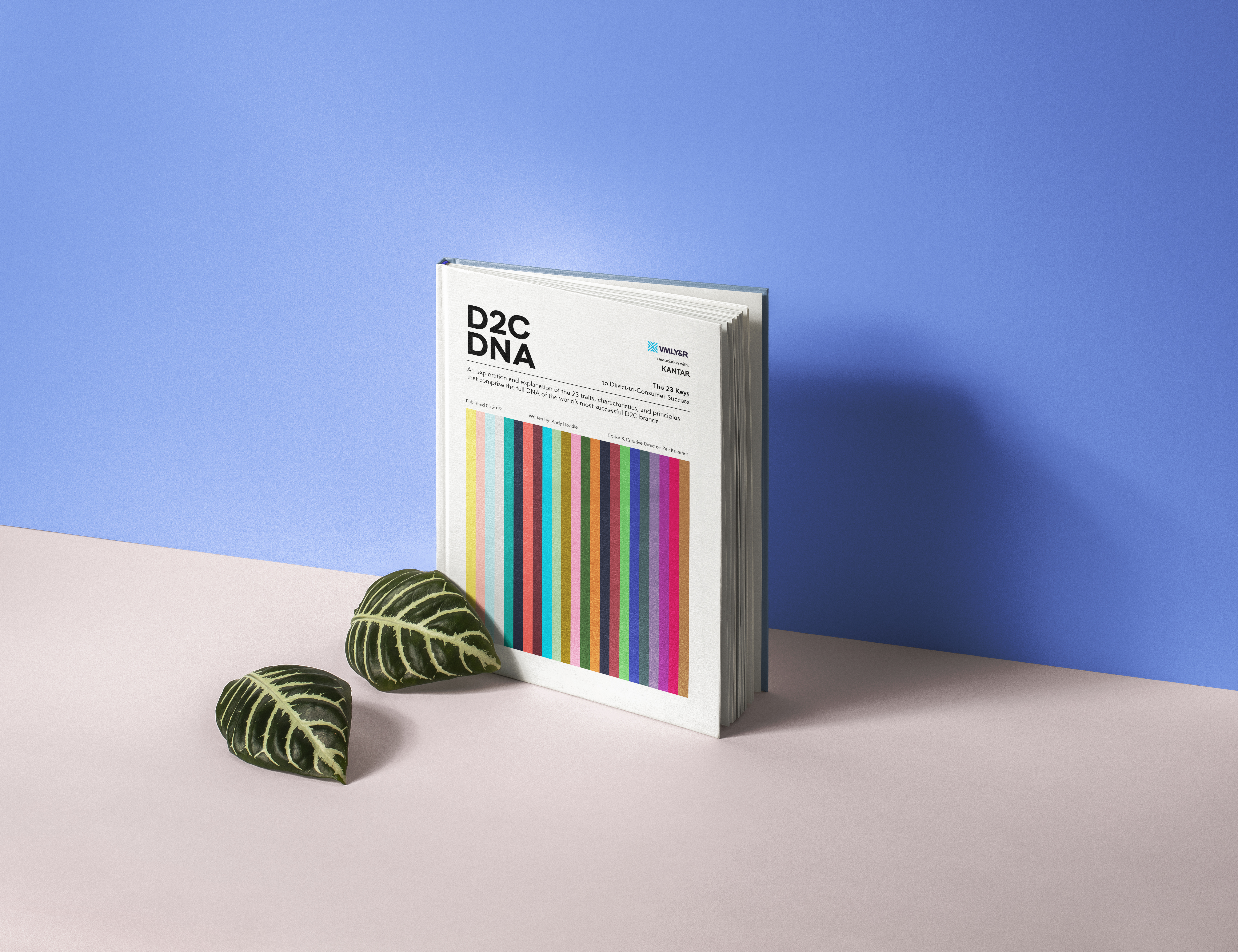 VMLY&R Launches D2C DNA, Book Exploring Direct-to-Consumer Brands