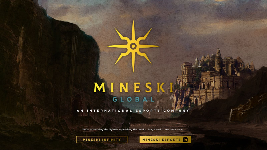 VMLY&R Gives Esports Giant Mineski Global New Game Face Rebranding