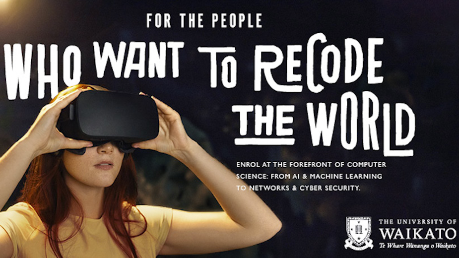 University of Waikato and Special Group Launch Student Recruitment Campaign