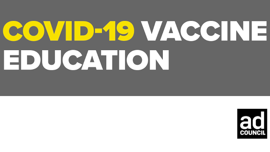 Major Brands and Organisations Join the Ad Council's Covid-19 Vaccine Effort