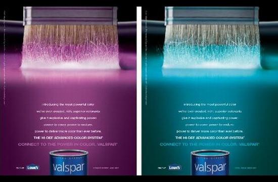 DraftFCB Chicago's Valspar Campaign