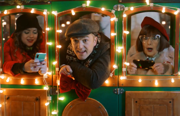Vilnius is the New Lapland in This Festive Campaign