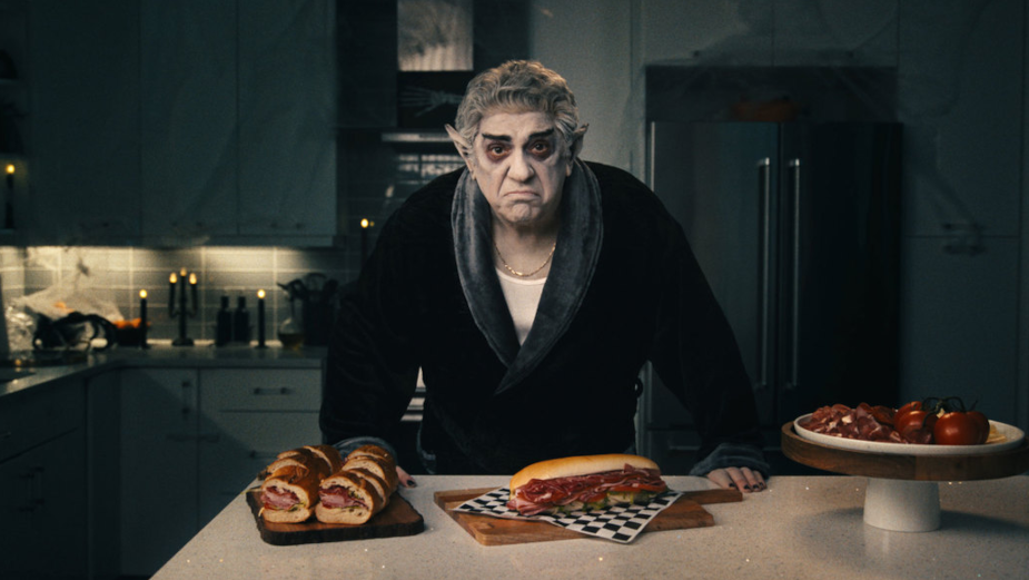 The Sopranos' Vincent Pastore Becomes The 'Gabaghoul' for Dietz & Watson's Spooky Snack Spots