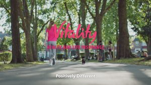 SNAP's TV Campaign for Vitality Stars Smarmy Pooch Stanley and Seb Coe