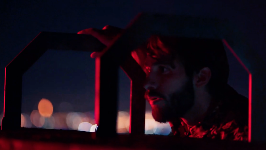 Director Harry Patramanis Shoots on Film for Vodafone's Moody Spot