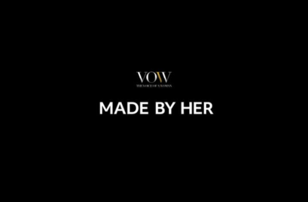 VOW | Made By Her Showcase comes to London ahead of THE VOICE OF A WOMAN AWARDS 2019