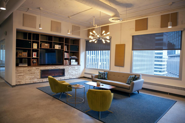 Volt Studios and Nice Shoes Minneapolis Move to Spacious New Studio