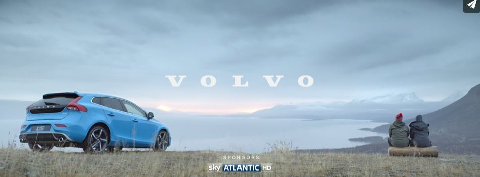 Gramercy Park Brings a Touch of Intensity to Volvo's Sky Atlantic Idents