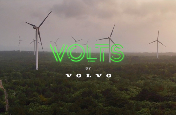 Why Volvo is Becoming a (Green) Energy Supplier