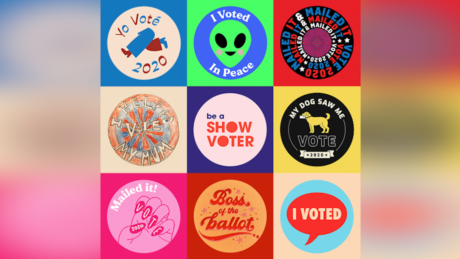 Wunderman Thompson Taps Designers across the USA to Encourage Citizens to 'Be a Showvoter'