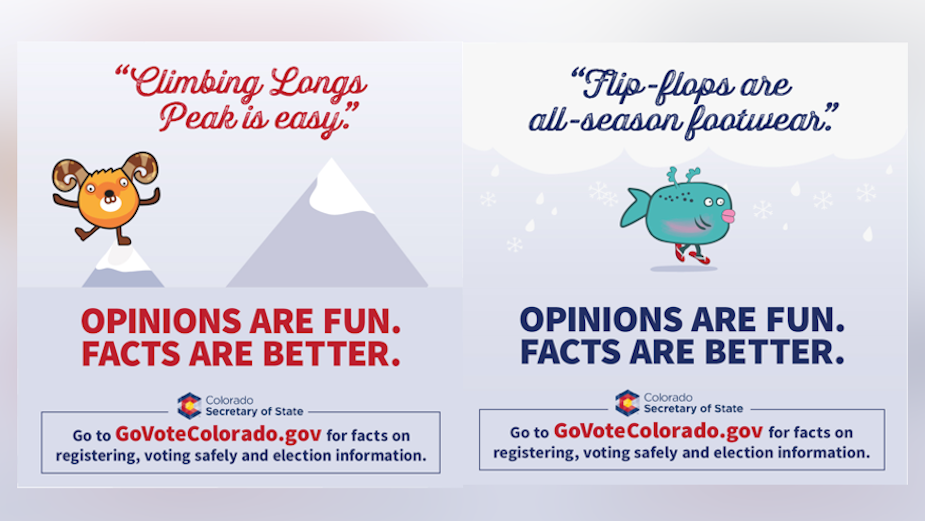 SRG Teams with Colorado Secretary of State to Fight Misinformation in Advance of US Election