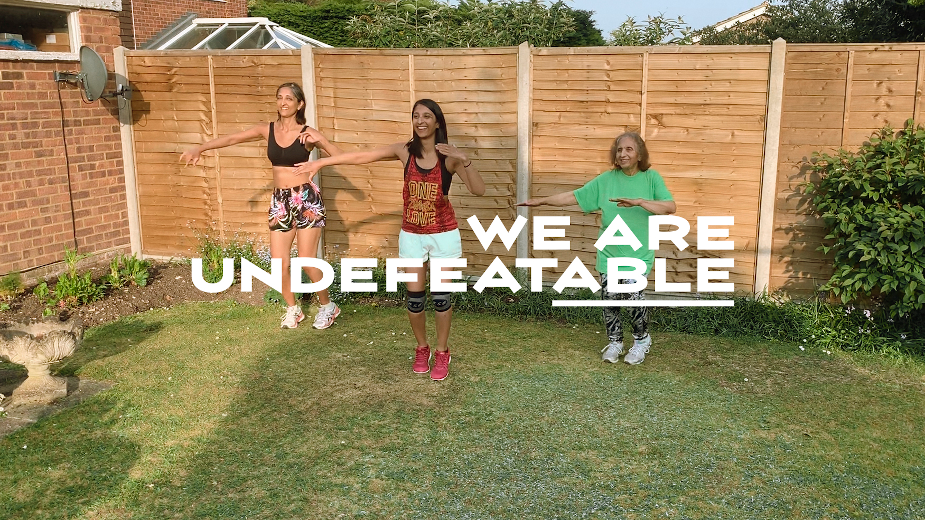 'We Are Undefeatable' Campaign Returns to Support Those With Long-Term Conditions in Lockdown