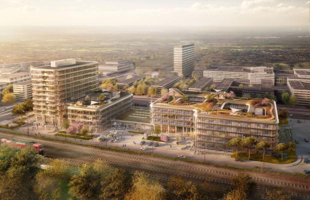 WPP Invests in New Düsseldorf Campus