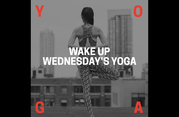 D&AD x Pitch & Sync Host Wake Up Wednesdays Yoga Sessions