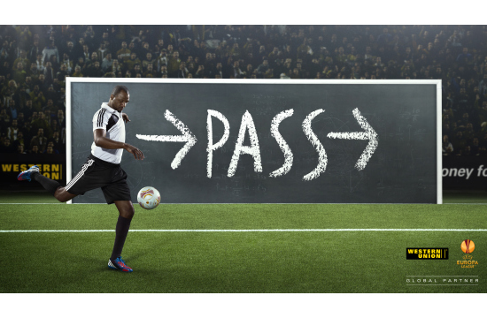 180 Amsterdam & Western Union's UEFA Education Project