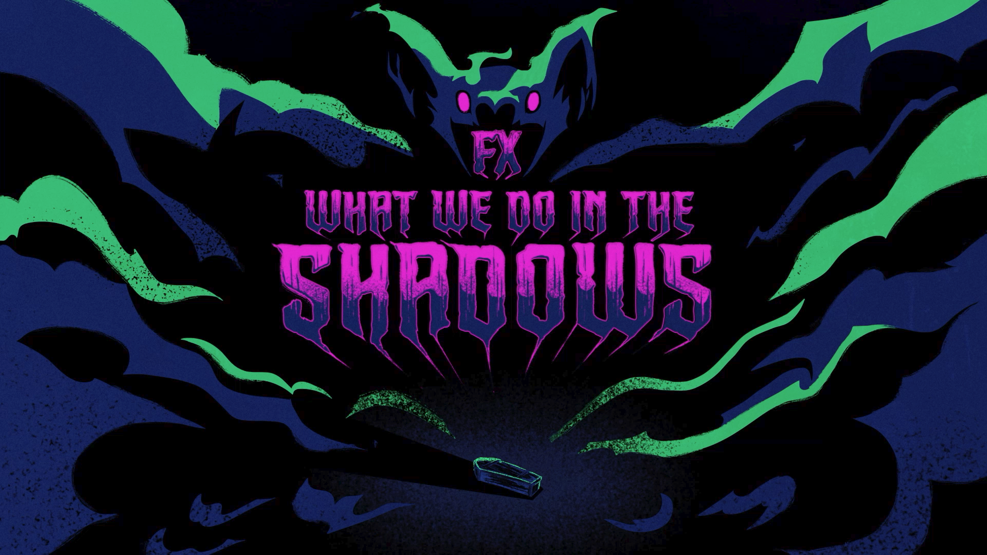 Awesome Inc Conjures a Spooky Episodic Package for Season 3 of FX's 'What We Do in the Shadows'