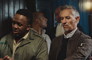 Lionel Messi, Gary Lineker and The Comet Is Coming for New Walkers Campaign
