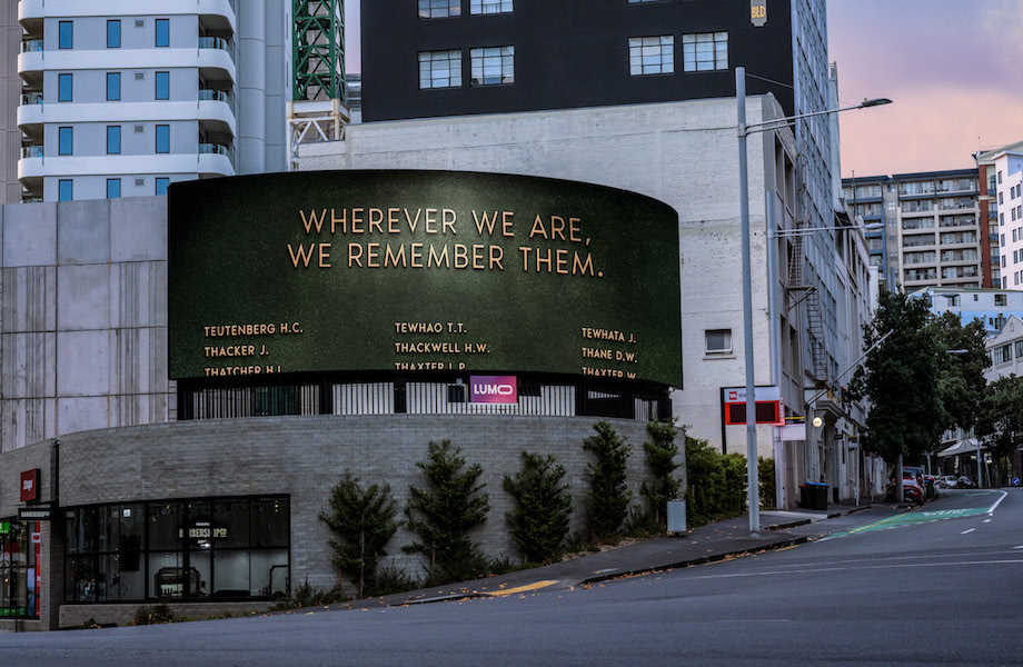 Steinlager and DDB NZ Launches Four Hour Campaign to Help Kiwis Commemorate This Anzac Day