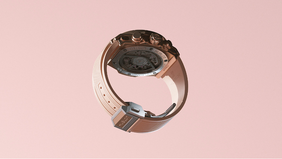 Frame Works with Swiss Brand Hublot to Produce Luxurious Film for Big Bang Timepiece
