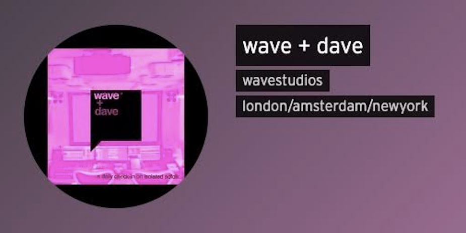 Wave Studios and Dave Dye Stay Connected with 'Wave + Dave' Podcasts