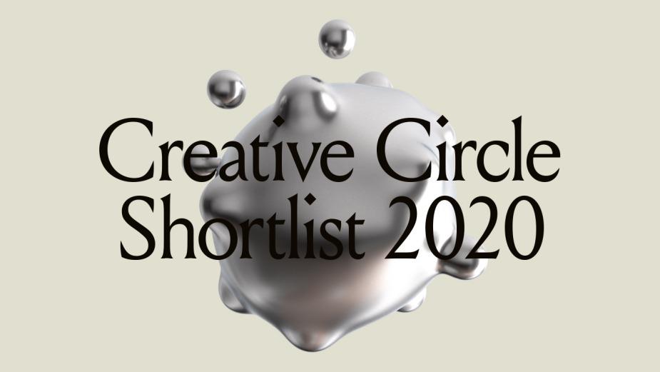 Creative Circle Announces 2020 Shortlist and Virtual Award Show
