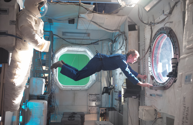 Electric Ireland and Astronaut Chris Hadfield Brings Ireland Towards a Brighter Future
