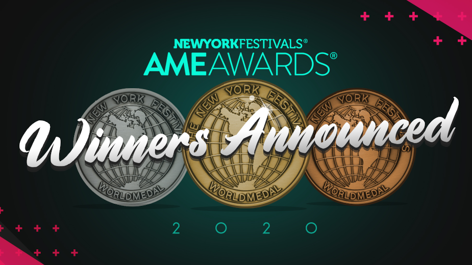 NYF AME Awards Announces 2020 Award Winners