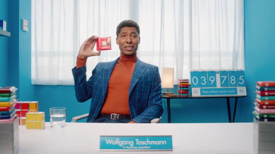 This Hilarious Ritter Sport Ad Helps You Make the Perfect Chocolate Choice